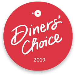 2019 Diner's Choice Award